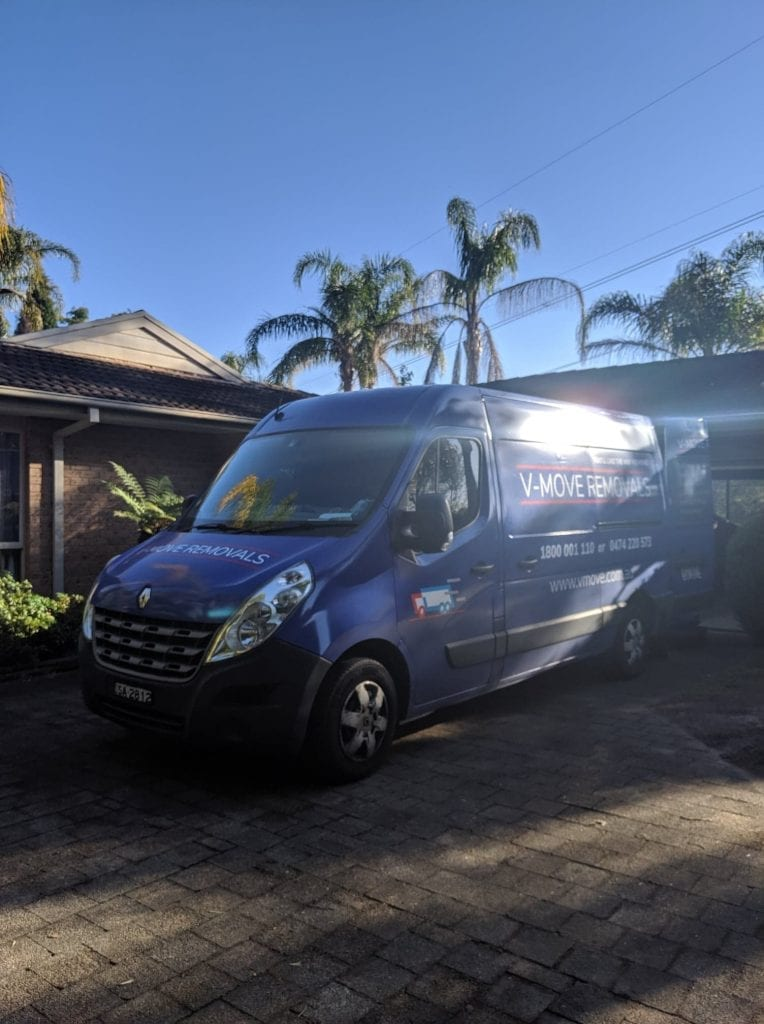 6 bedroom moving job Wahroonga